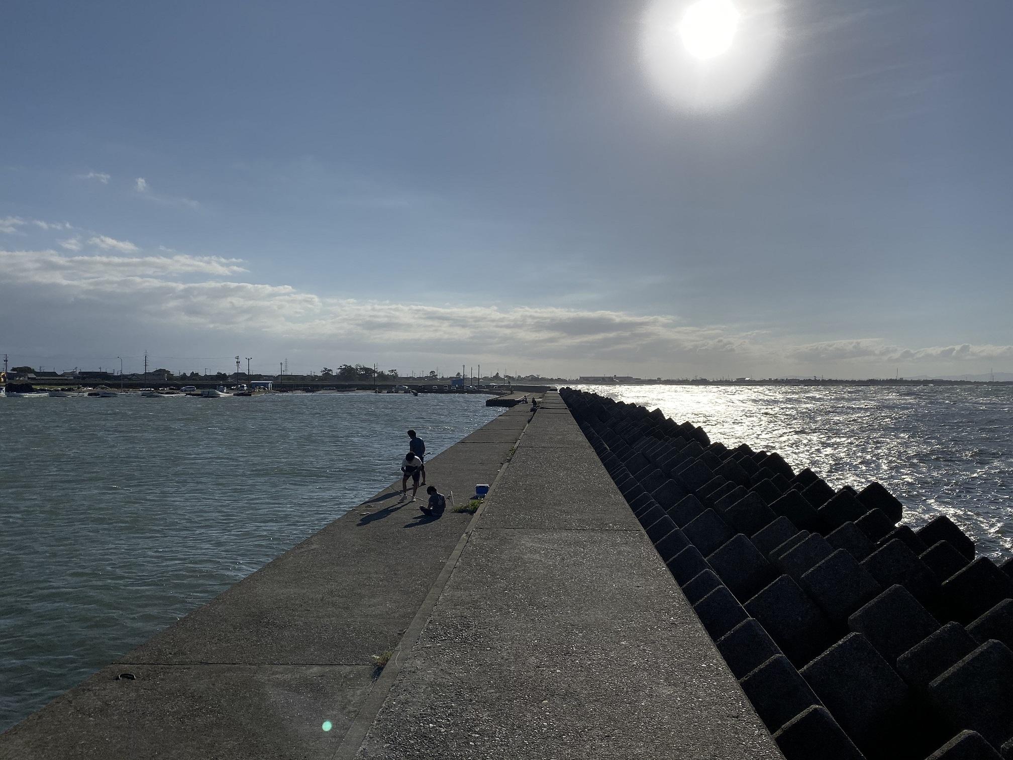 富山 四方漁港