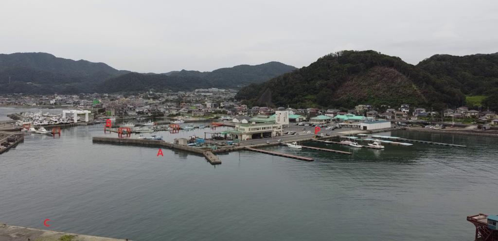千葉県の釣りスポットガイド 保田港