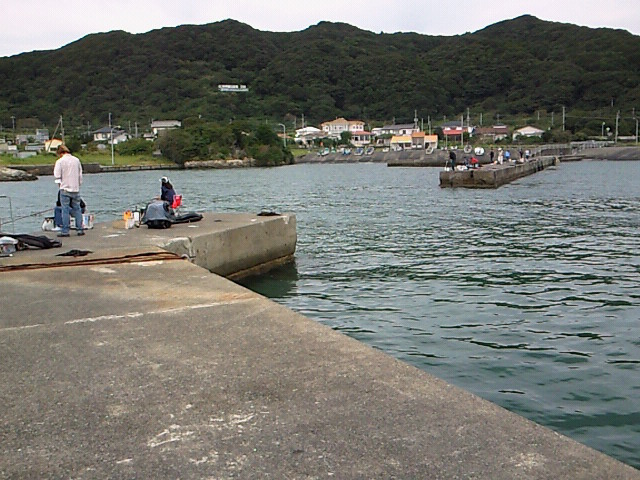 千葉県の釣りスポットガイド 太夫崎港