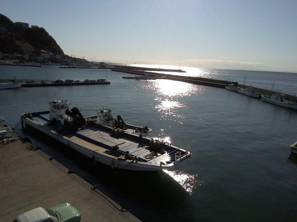 千葉県の釣りスポットガイド 金谷漁港