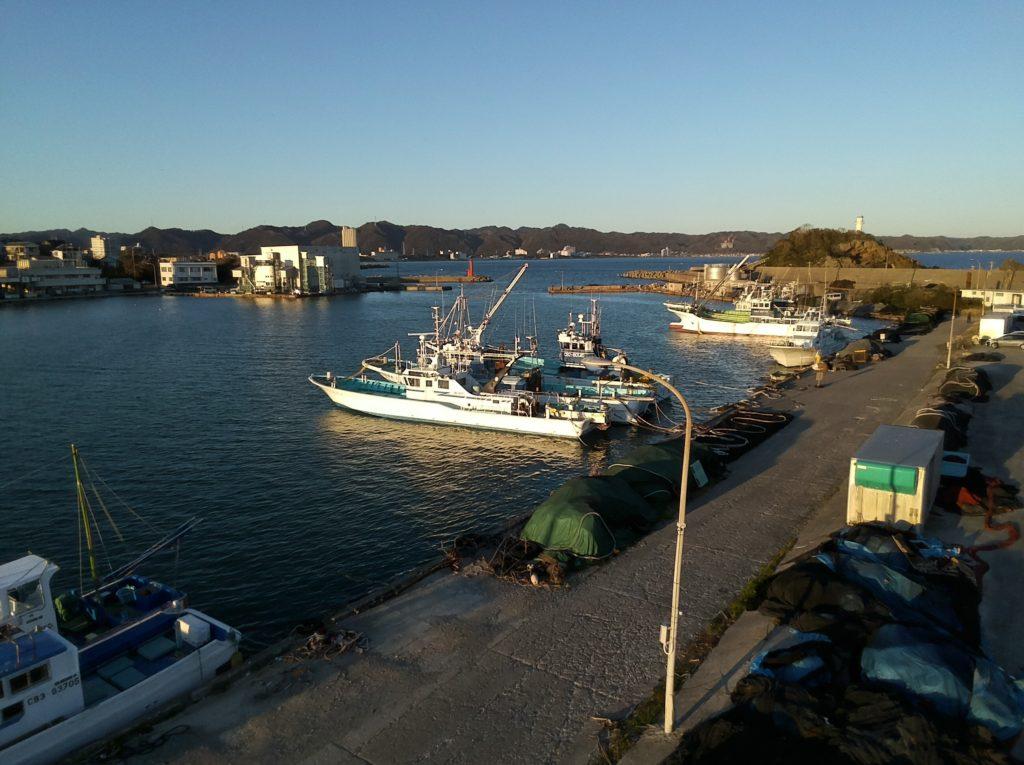 千葉県の釣りスポットガイド 鴨川漁港
