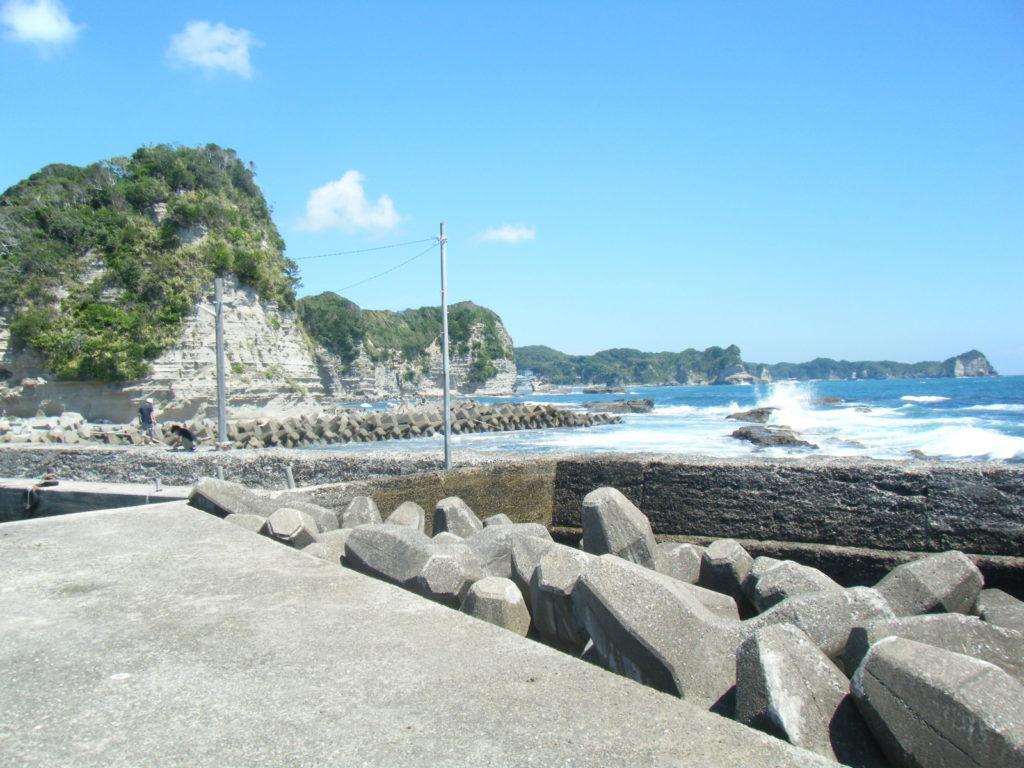 千葉県の釣りスポットガイド 興津東港