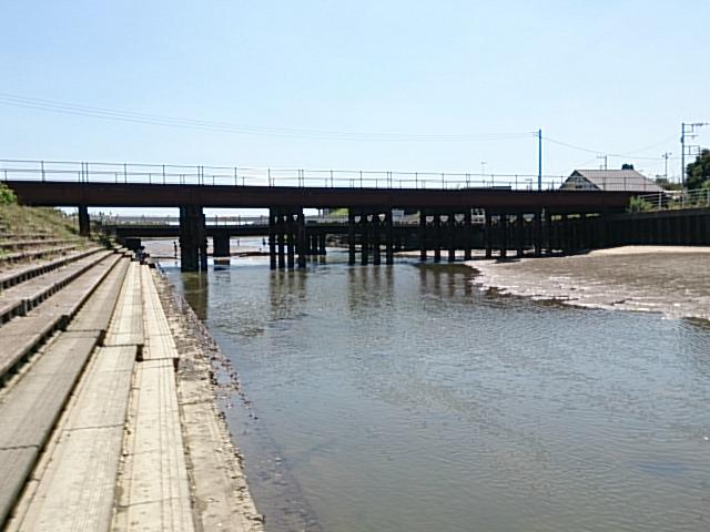 千葉県の釣りスポットガイド 夷隅川河口