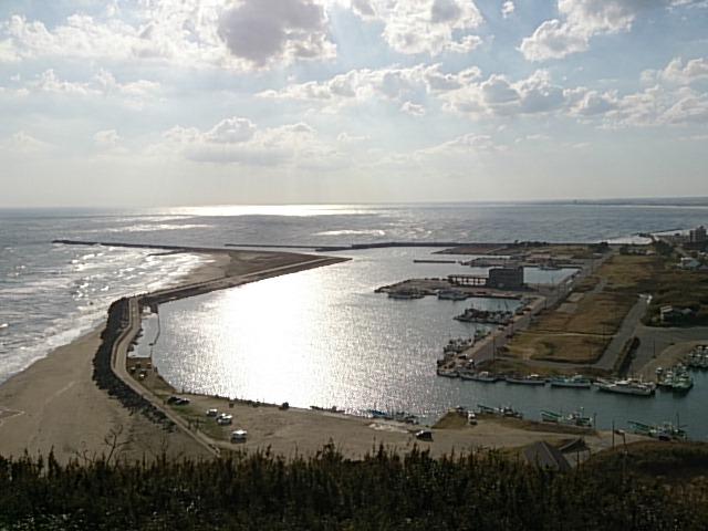 千葉県の釣りスポット 飯岡漁港