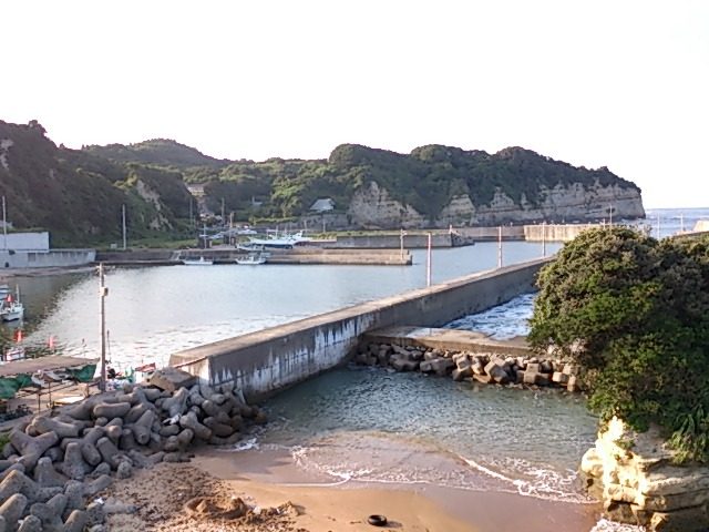 千葉県の釣りスポットガイド 岩船港