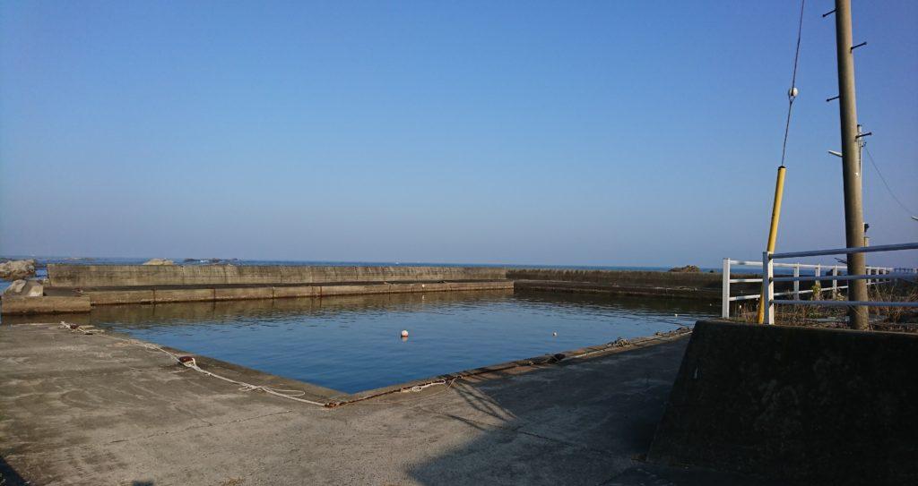 千葉県の釣りスポットガイド 野島東港