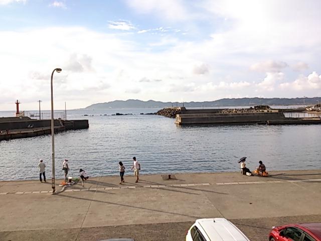 千葉県の釣りスポットガイド 布良港