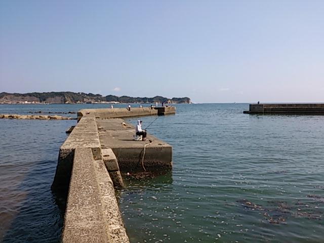 千葉県の釣りスポットガイド 串浜漁港