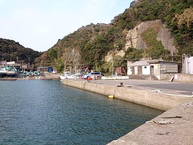 千葉県の釣りスポットガイド 鵜原勝場港