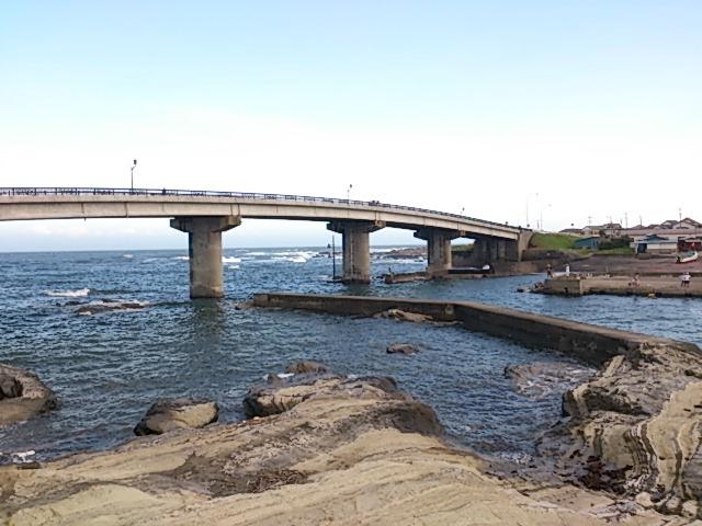 千葉県の釣りスポットガイド 白間津港