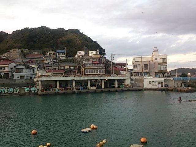千葉県の釣りスポットガイド 太海港