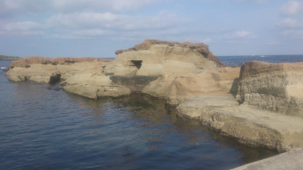千葉県の釣りスポットガイド 宝来島