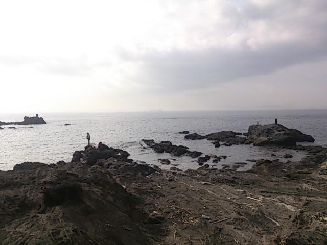 千葉県の釣りスポットガイド 明鐘岬