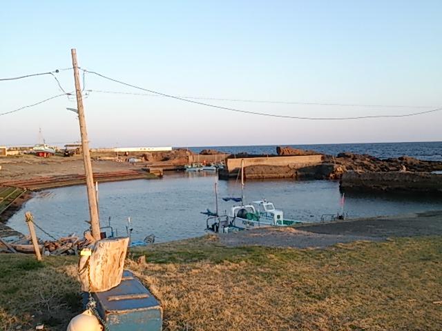 千葉県の釣りスポットガイド 川下港