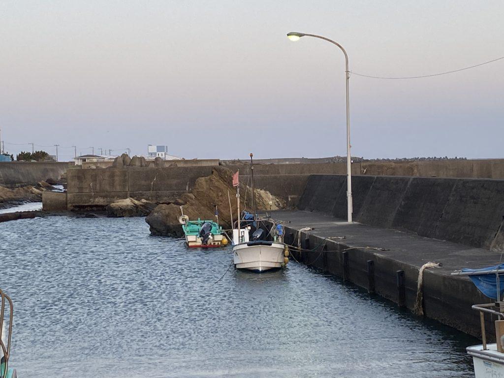 千葉県の釣りスポットガイド 塩浦港