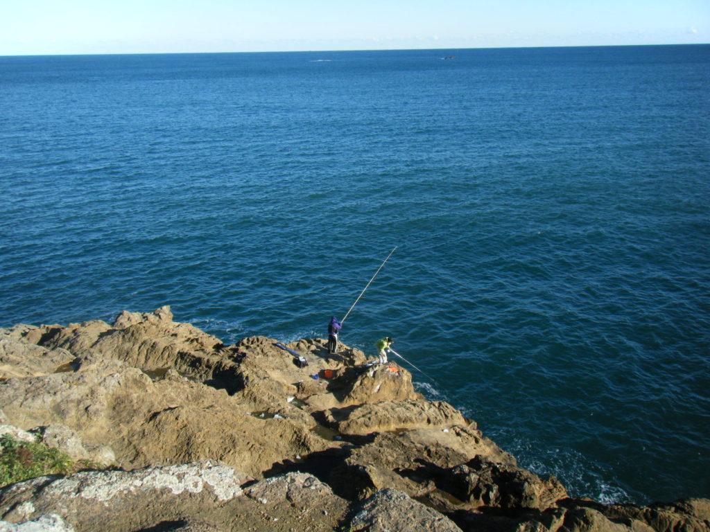 千葉県の釣りスポットガイド 荒島(灯台島)